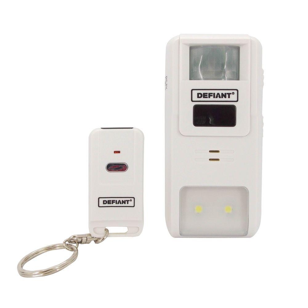 Defiant Wireless Home Security Motion Sensing Alarm Kit