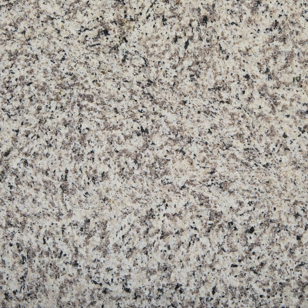 Stonemark 3 In X Granite Countertop Sample Smokey Pearl