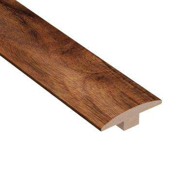 Tobacco Canyon Acacia 3/8 in. Thick x 2 in. Wide x 78 in. Length Hardwood T-Molding