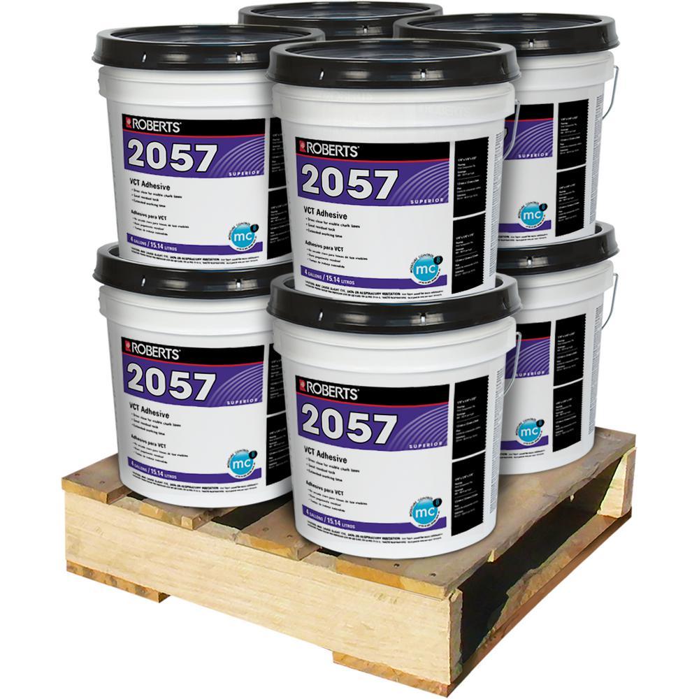 Tile adhesives adhesives the home depot premium vinyl tile glue adhesive 8 pail pallet dailygadgetfo Images