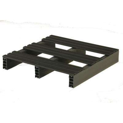 Jifram Custom Built Plastic Pallets 24 in. x 24 in. Storage Pad