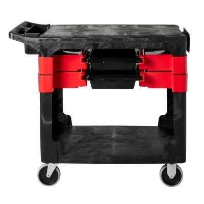 Trades 4 Drawer Cart with 5 in. Casters