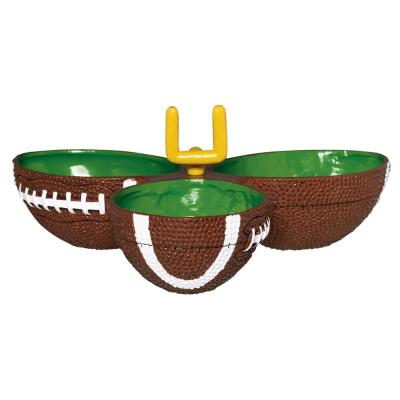 2.25 in. x 4.75 in. Football Condiment Dish