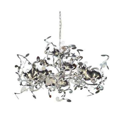 Xavier 18-Light Clear Chandelier