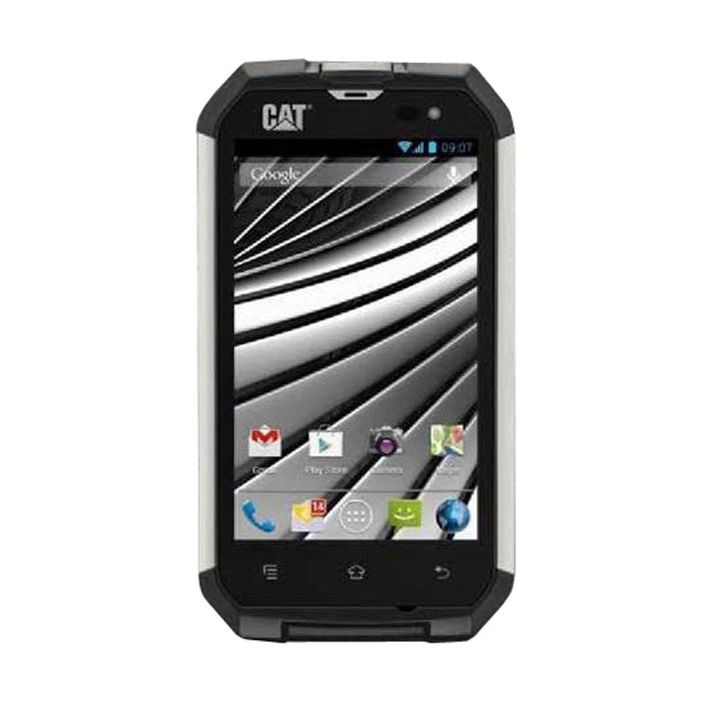 CAT Single Sim B15Q Rugged Unlocked Android Cell Phone with Wi-Fi and GPS