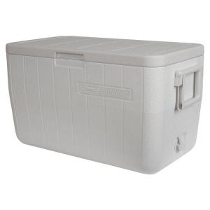 Click here to buy Coleman 48 Qt. Performance Marine Cooler by Coleman.