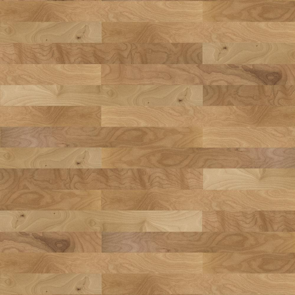 Millstead Birch Natural 3/8 in. Thick x 4-1/4 in. Wide x Random Length Engineered Click Hardwood Flooring (20 sq. ft. / case)