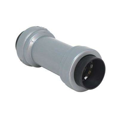 1/2 in. x 1 ft. Rigid and IMC Push Connect Coupling