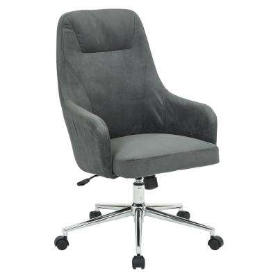 Marigold Graphite Desk Chair