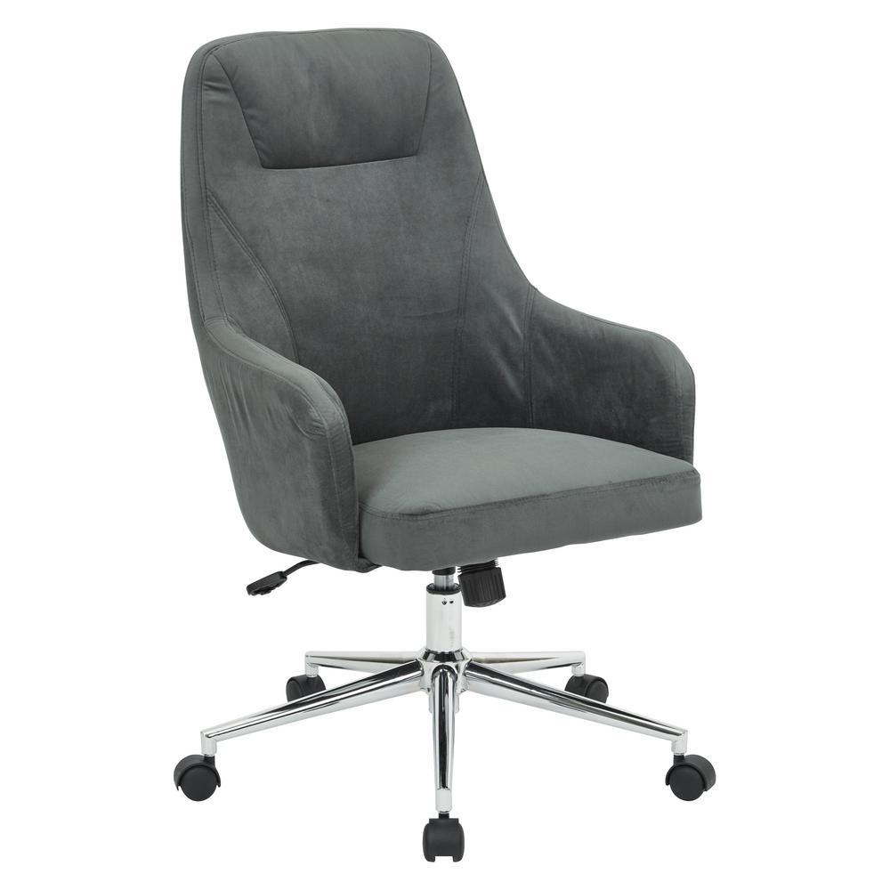 Marigold Graphite Desk Chair