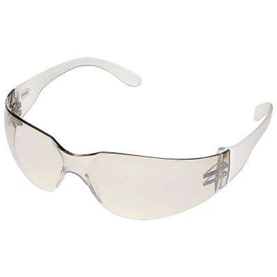 Iprotect Safety Glasses Clear Temple/In-Out Mirror Lens