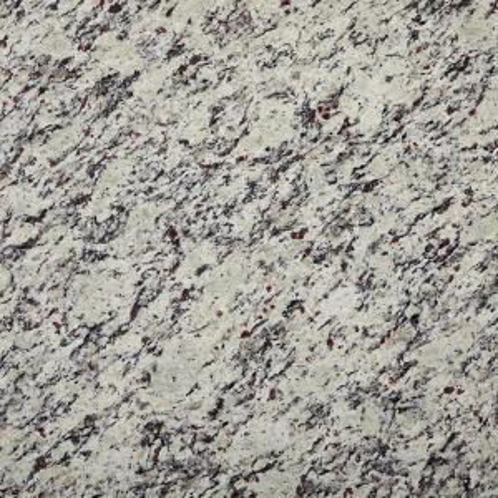 Stonemark 3 In X 3 In Granite Countertop Sample In White