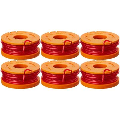 120 in. Replacement Trimmer Spool Line Cap for Select Trimmers and Edger's (6-Pack)