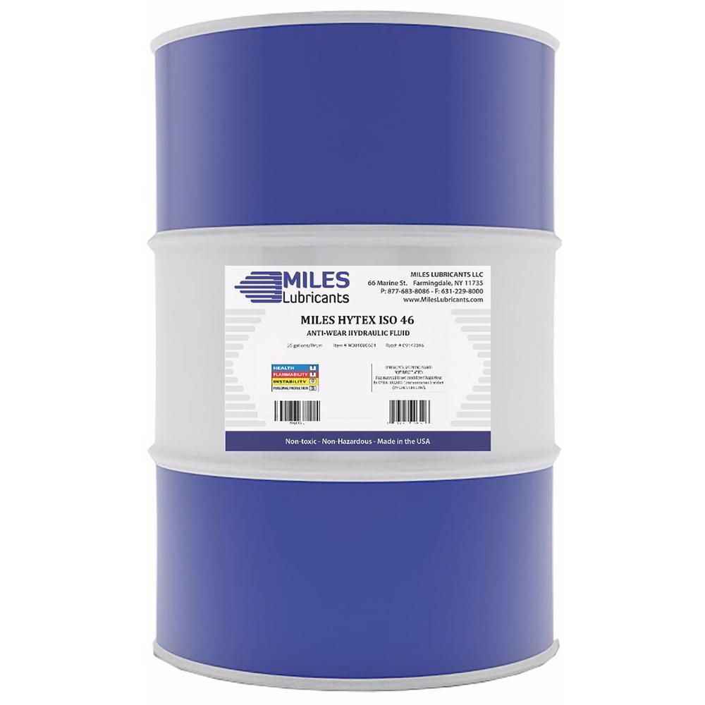Hytex 55 Gal. ISO 46 Anti-Wear Hydraulic Fluid Drum