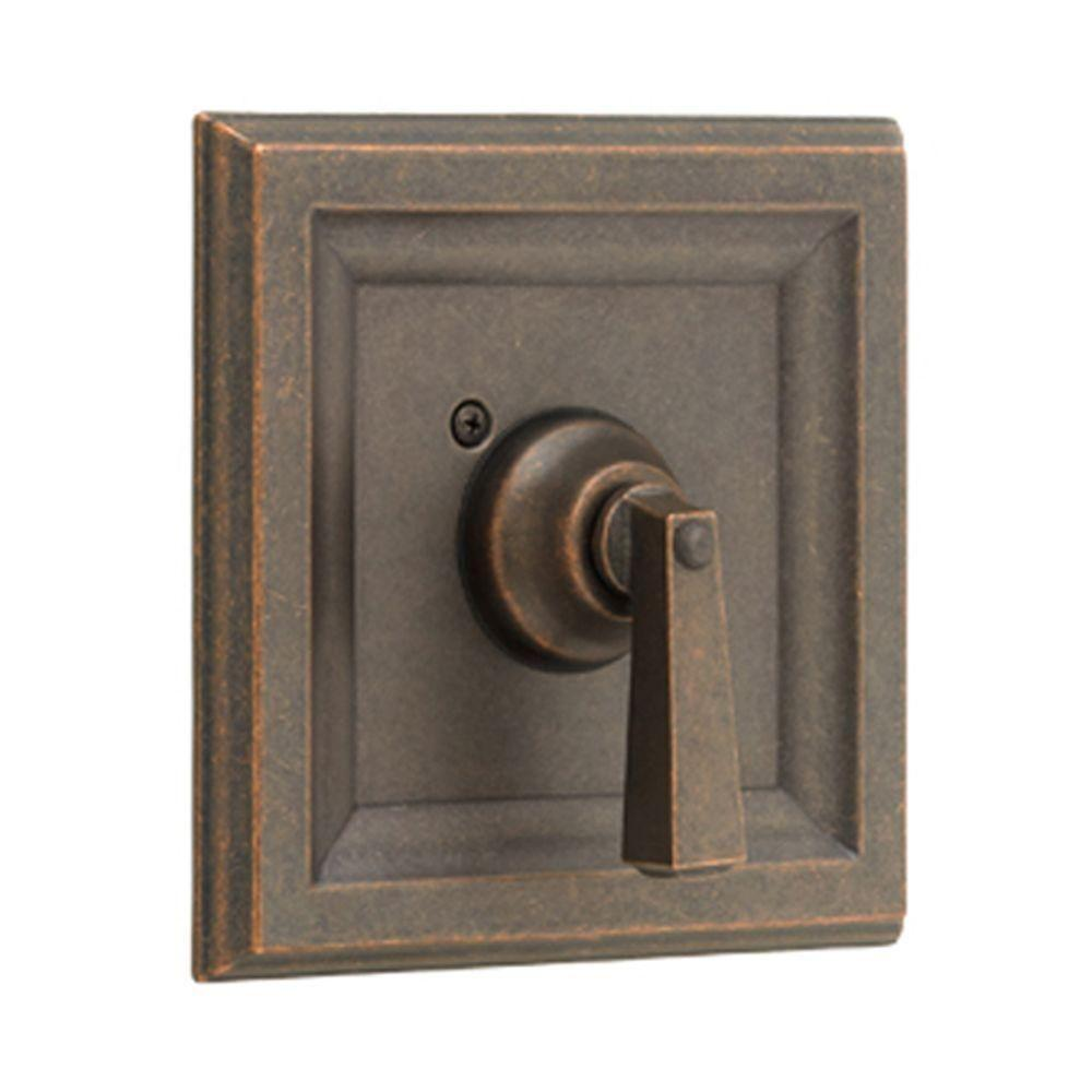 Town Square 1-Handle Cycle Valve Trim Kit in Oil Rubbed Bronze