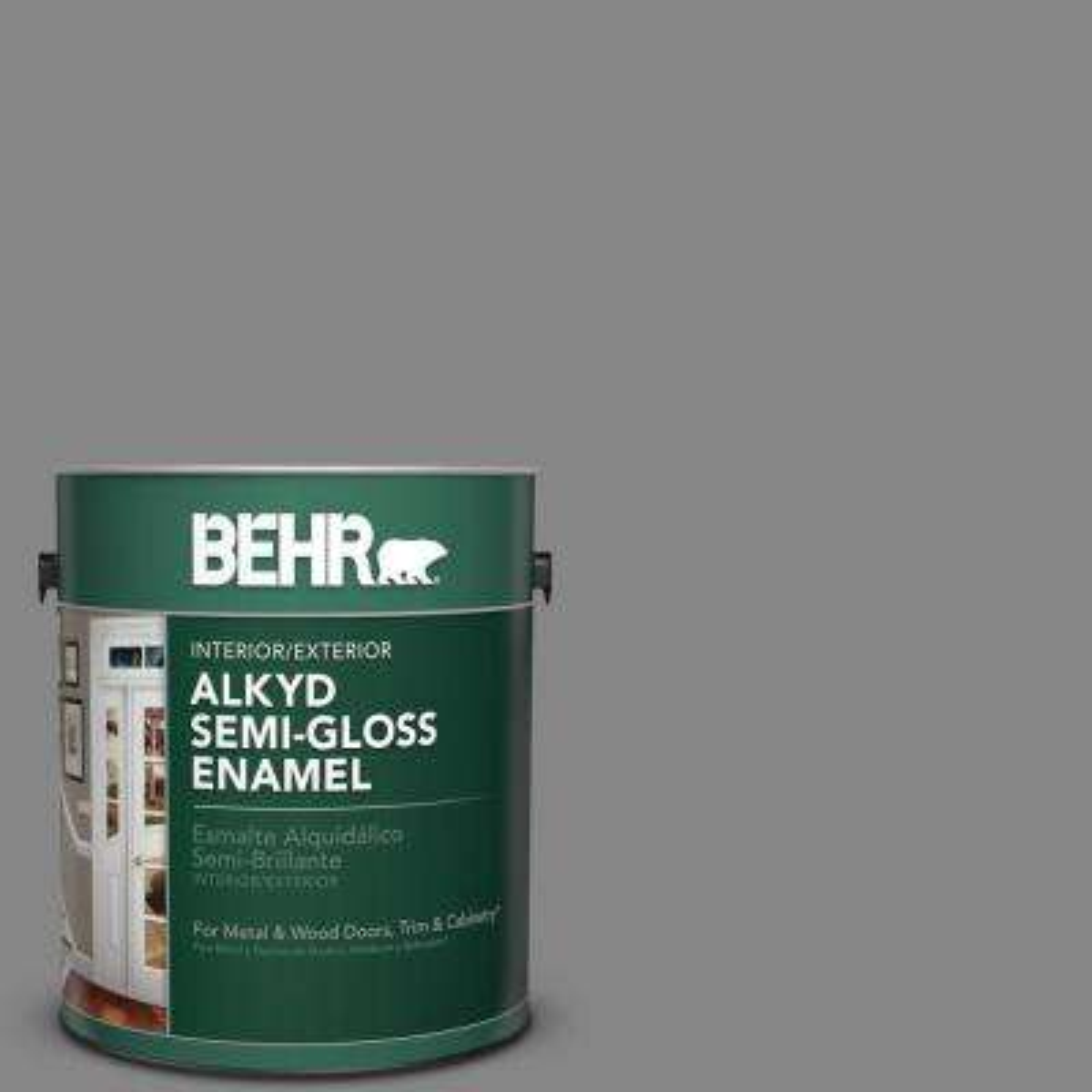Pfc 63 Slate Gray Semi Gloss Enamel Alkyd Interior
