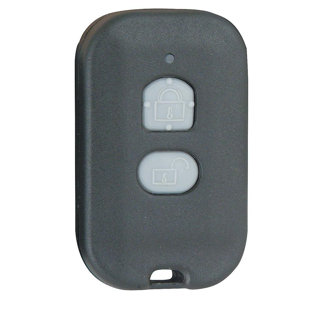 Morning Industry Extra Remote Control Extra RF remote control for your Morning Industry Deadbolt or knob. Compatible with QF and QKK models. Control you lock from up to 30 ft. away around corners and through wall. The remote system employed with this locks sets uses a rolling code technology with custom encryption for your security and convenience. Remote controls are great for those people that tend to carry several things as they enter their home or office. They are also a great way to get access to your doorway more quickly if you are trying to enter your home or office quickly.