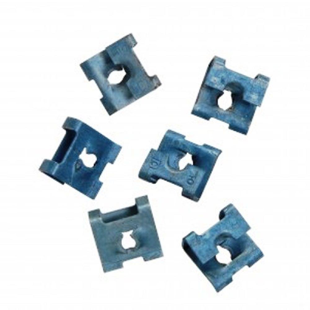 First America Replacement Steel Wall Sleeve Clip (20-Pack)