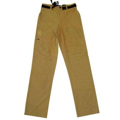 Null Men's 34 in. Rathan Yellow Pant
