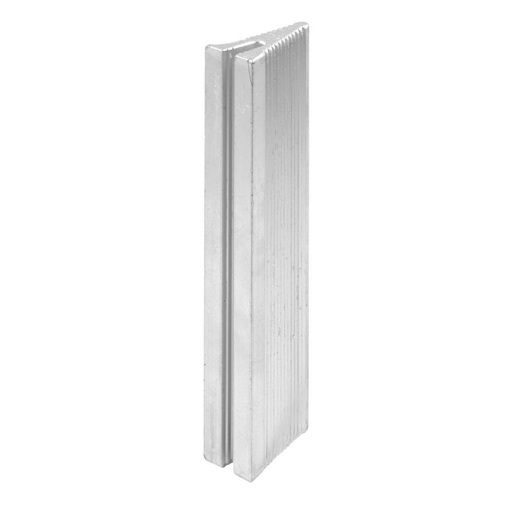 Prime-Line Sliding Screen Door Outside Pull, Surface Mount