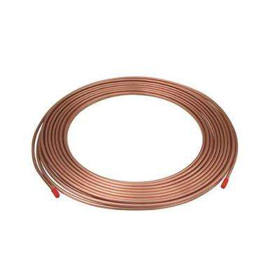 5/8 in. x 50 ft. Copper Refrigeration Coil