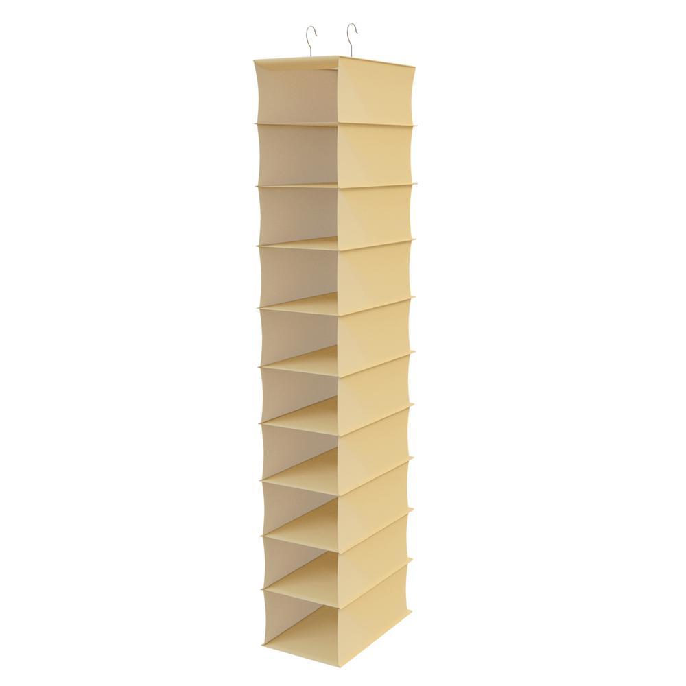 Lavish Home Closet 10-Shelf Storage Organizer