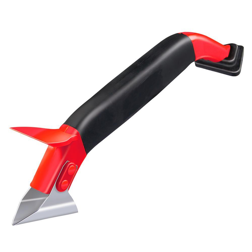 Allway Tools 3-in-1 Caulk Tool