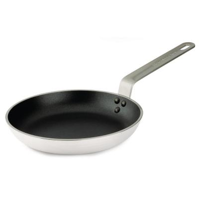 9.45 in. Aluminum Fry Pan with Professional Handle and Platinum Teflon