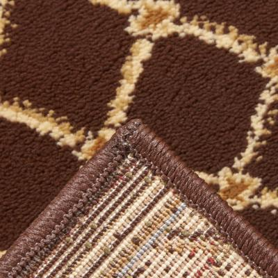 Stratford Bedford Brown 26 in. x Your Choice Length Stair Runner