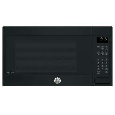 1.5 cu. ft. Countertop Convection/Microwave Oven in Black