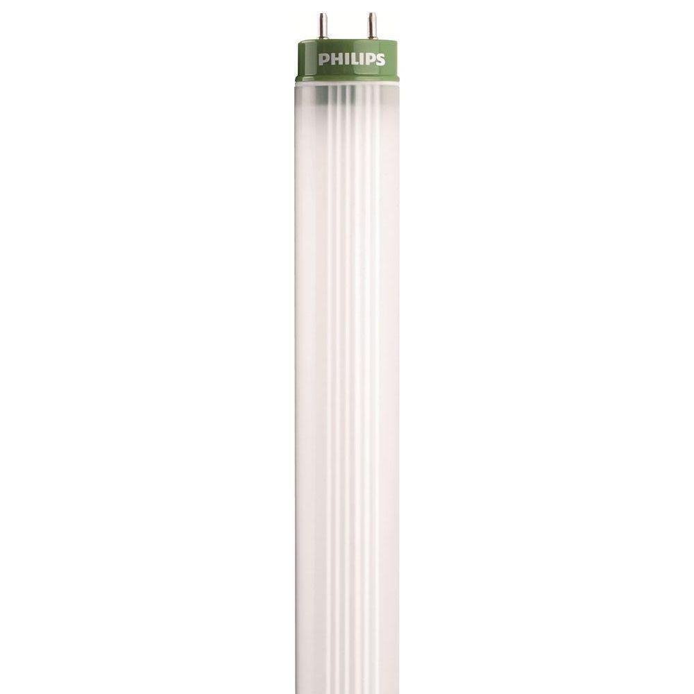 Philips 4 ft. T8 22.5-Watt Cool White (4100K) Linear LED Light Bulb