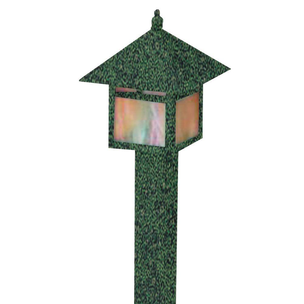 Filament Design Centennial Outdoor LED Antique Verde Area Light