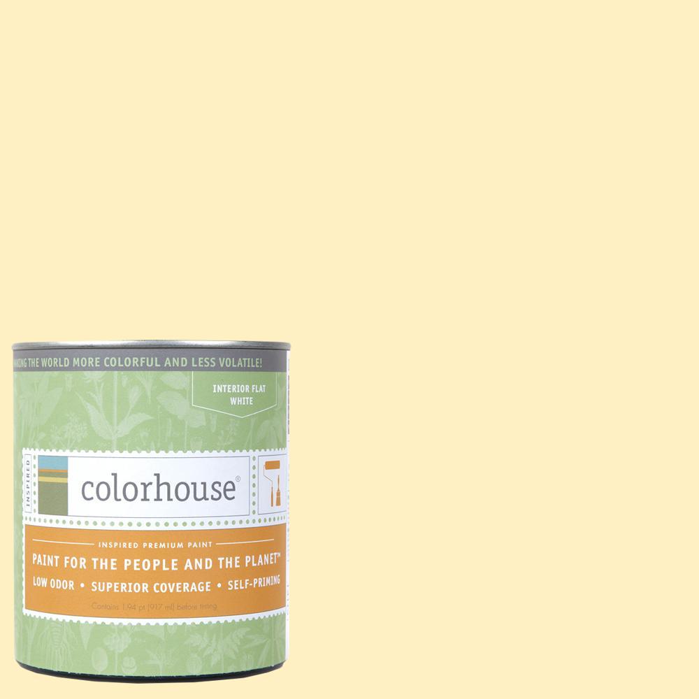 1 qt. Grain .01 Flat Interior Paint