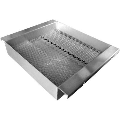 Removable Stainless Steel Charcoal Tray
