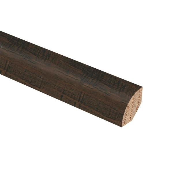 Strand Woven Bamboo Wellington 3/4 in. Thick x 3/4 in. Wide x 94 in. Length Hardwood Quarter Round Molding