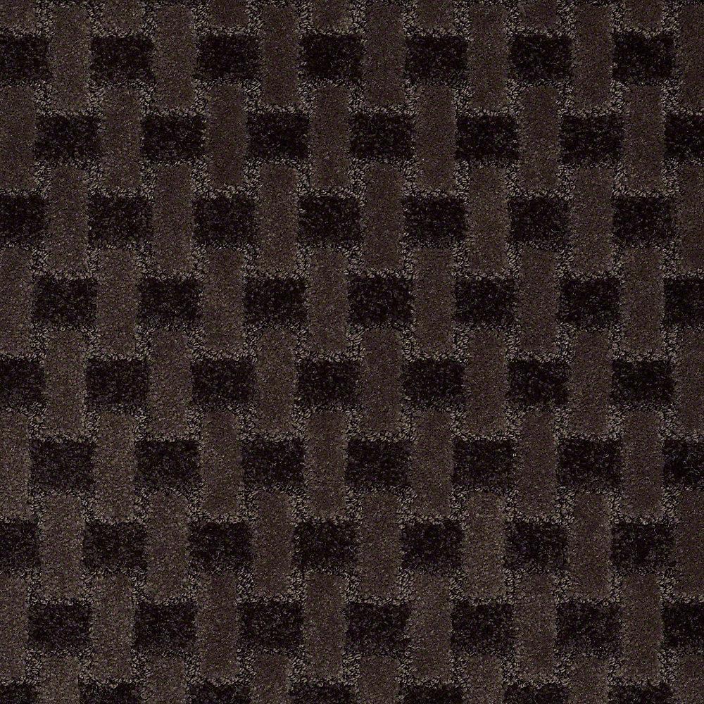 Carpet Sample - King's Cross - In Color Tree Stump 8 in. x 8 in.