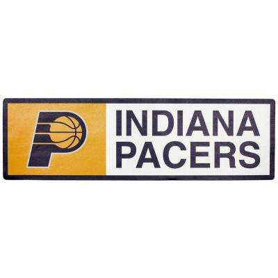 NBA Indiana Pacers Outdoor Step Graphic