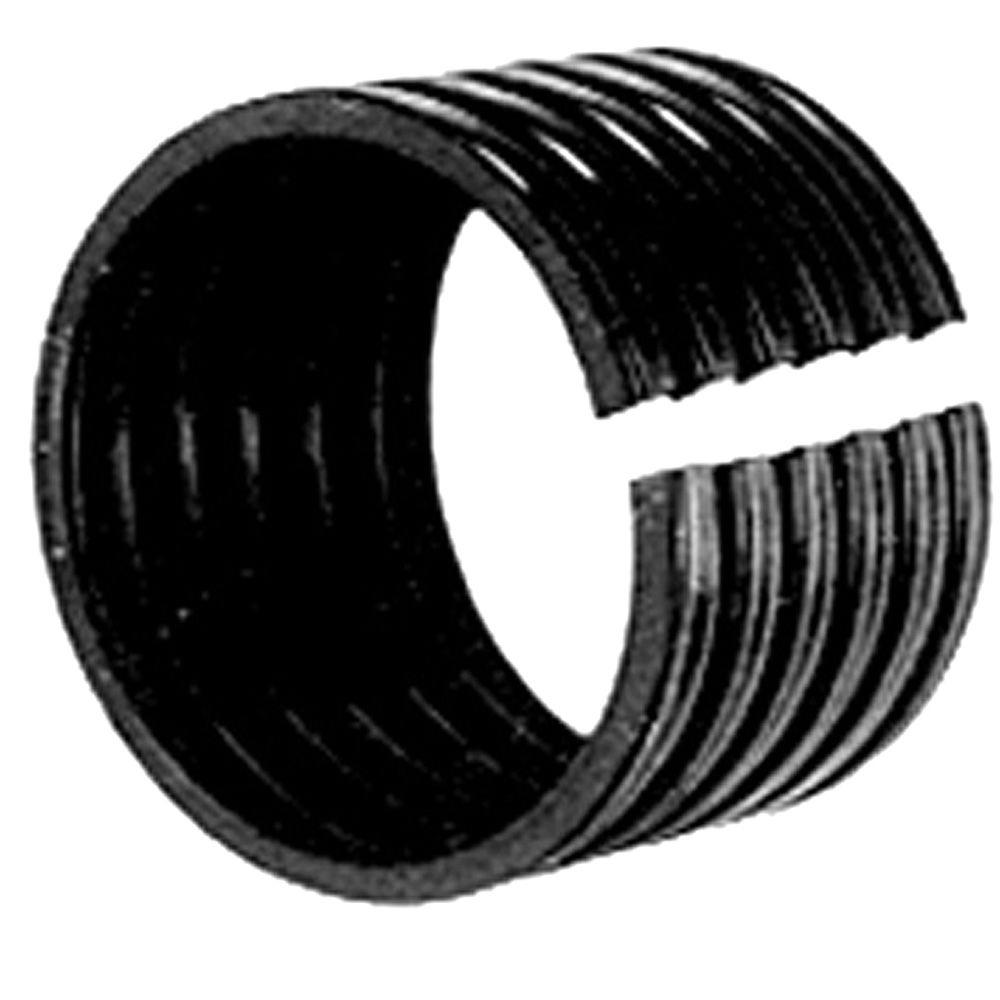 Advanced Drainage Systems 8 in. Polyethylene Split Coupler