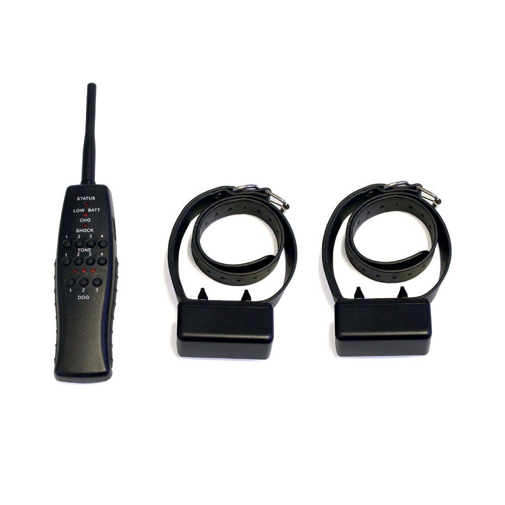 Express Train Remote 2 Dog Radio Trainer