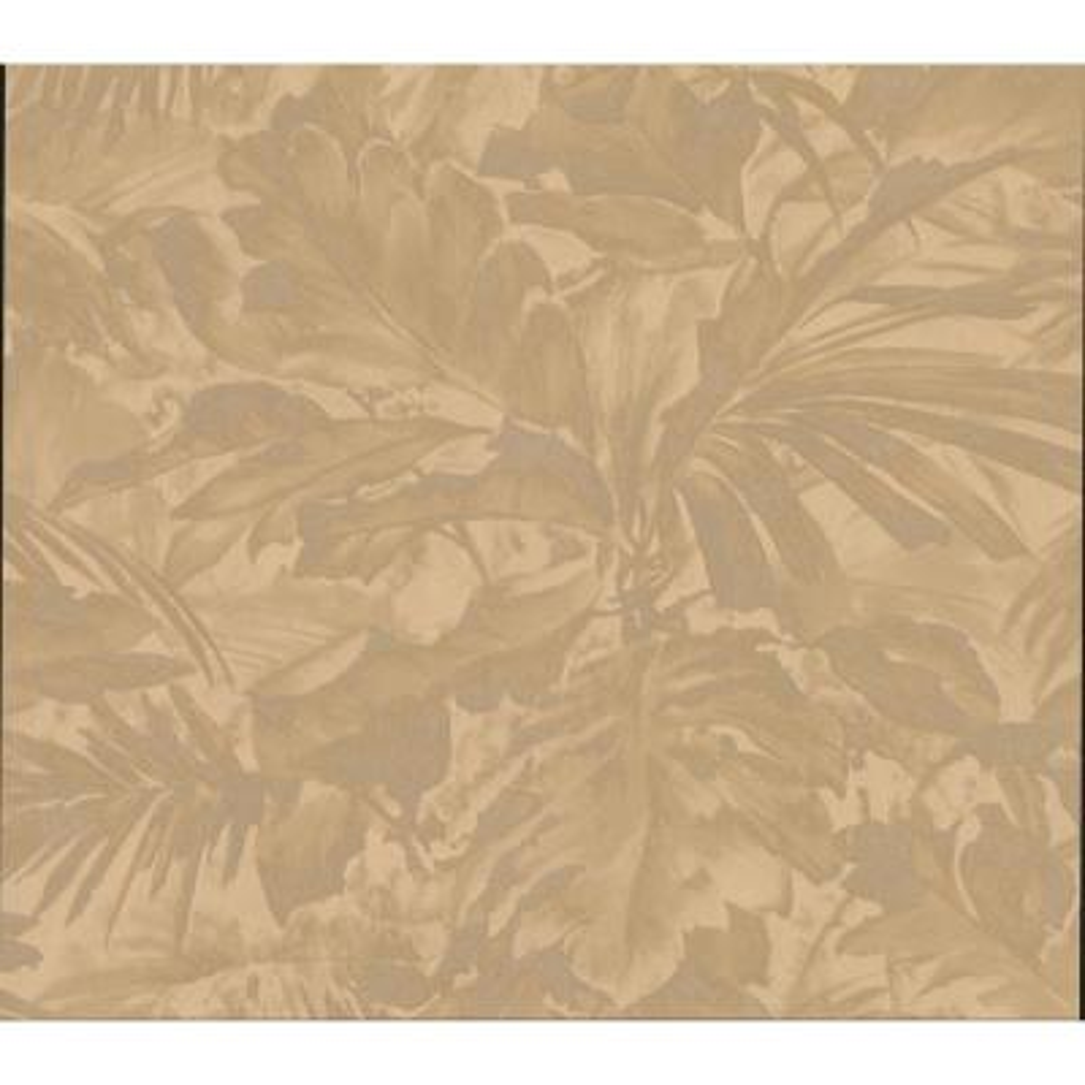 Boyce Bronze Botanical Wallpaper