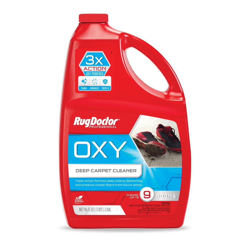 Rug Doctor 96 Oz Oxy Steam Cleaner