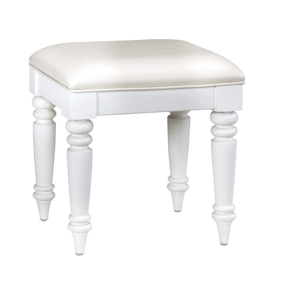 Bermuda 3-Piece White Vanity Set