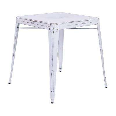 Bristow Antique White End/Side Table