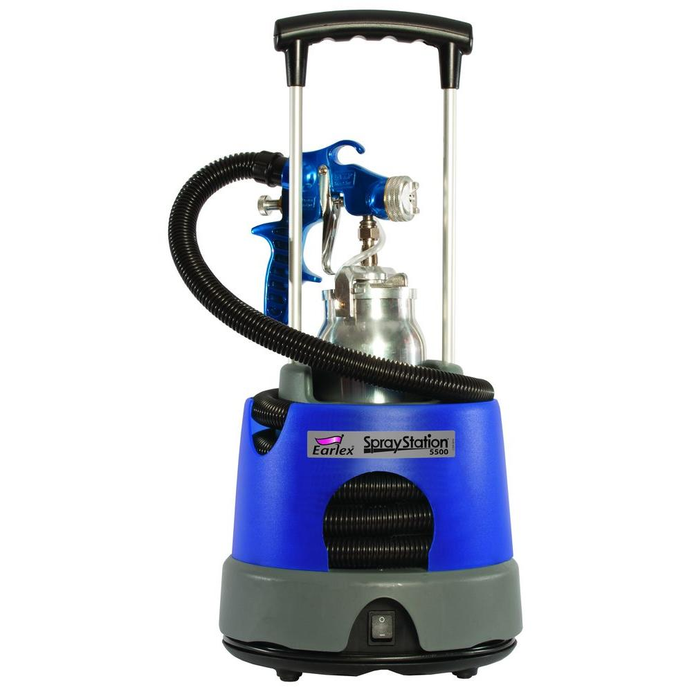Earlex Spray Station 5500 HVLP Paint Sprayer