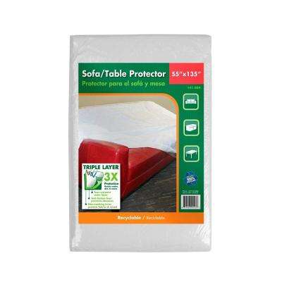 55 in. W x 135 in. L Sofa or Table Protector