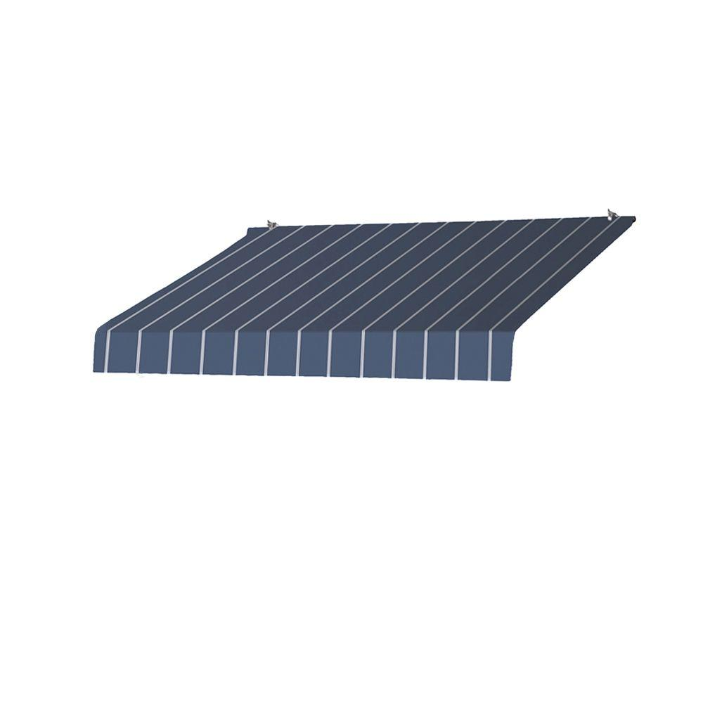 Awnings In A Box 6 Ft Designer Awning Replacement Cover In Tuxedo