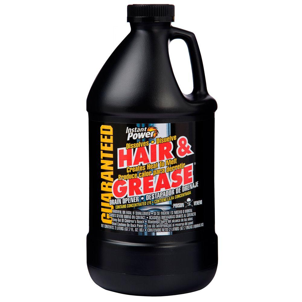 Instant Power 67.6 Oz. Hair And Grease Drain Opener