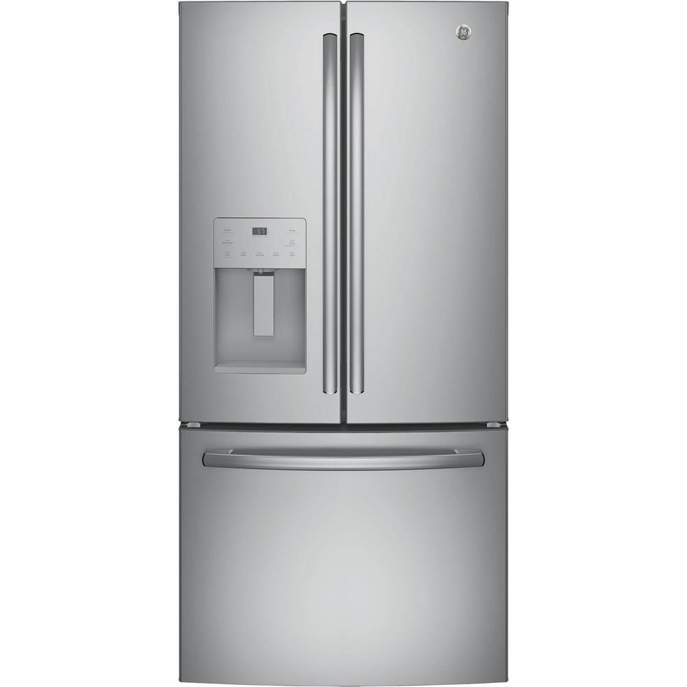 GE Refrigerators Appliances The Home Depot