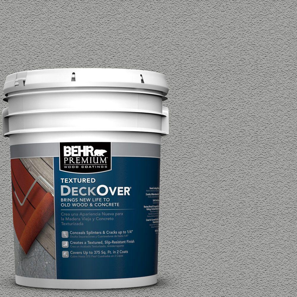 #PFC-68 Silver Gray Textured DeckOver