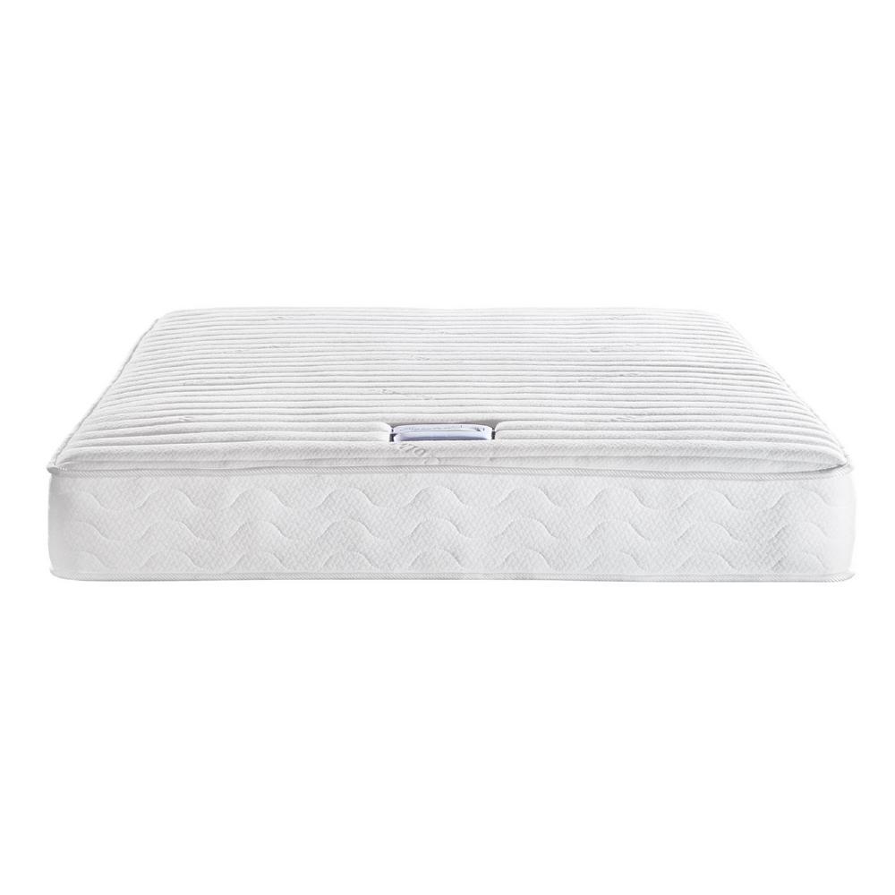 Basic Plus 6 Twin Size Medium to Firm Memory Foam Mattress